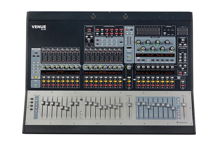 Sound Console on Rent